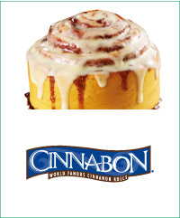 Cinnabon JAPAN Official HP