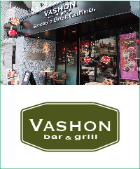 VASHON Official HP